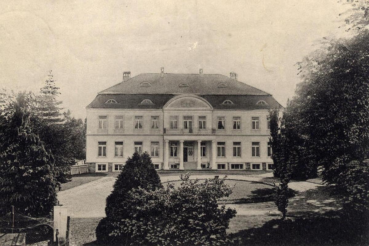 Мёртвый дом графини Мари-Луизы фон Штумпфельд-Лилиенанкер