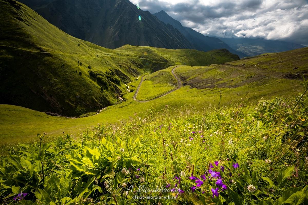 Камунта, Галиат, Северная Осетия
