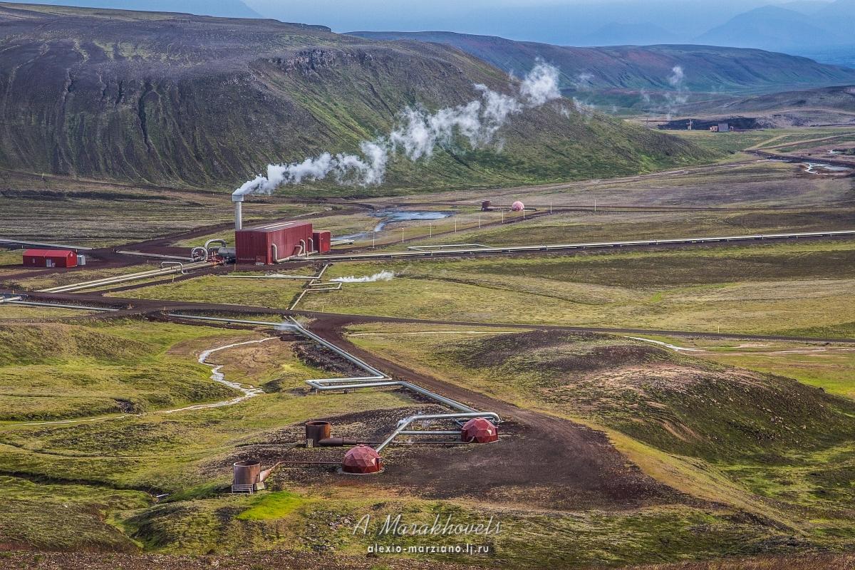 IDDP, Iceland, Исландия, глубокое бурение
