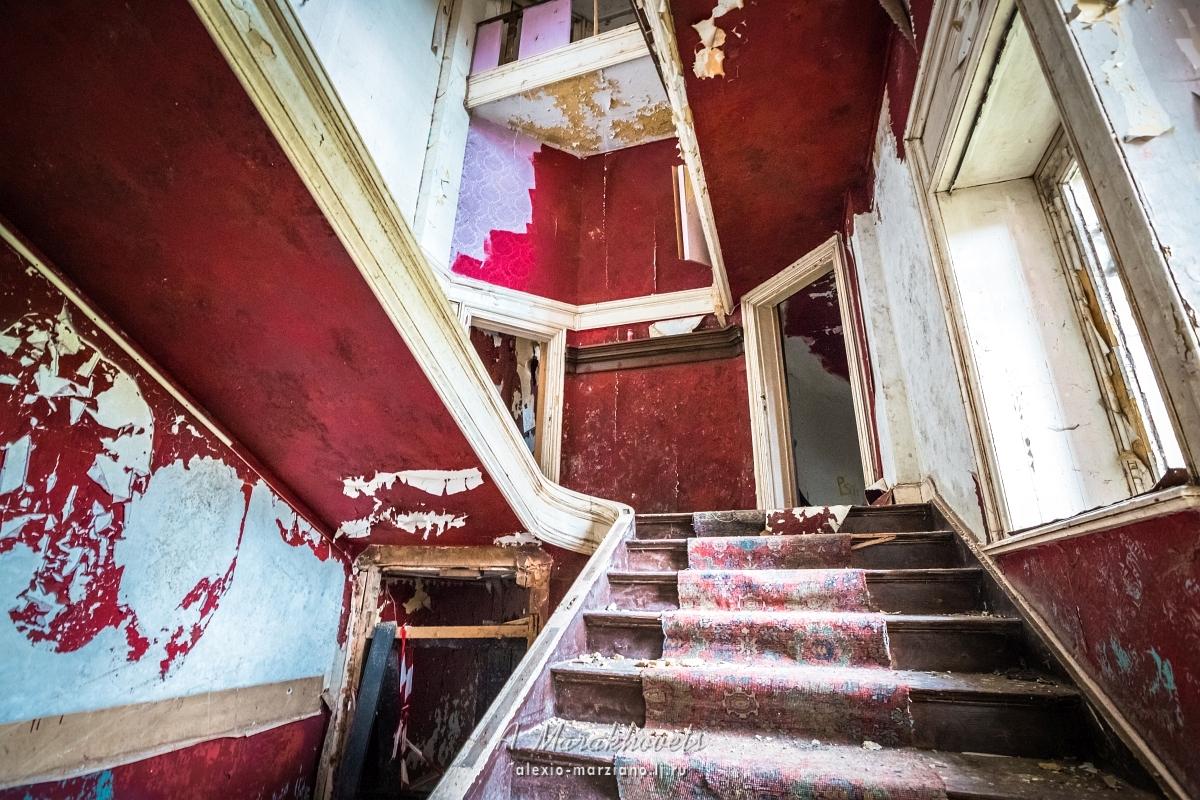 Red Castle, Château Rouge,Belgium, Красный замок, Бельгия