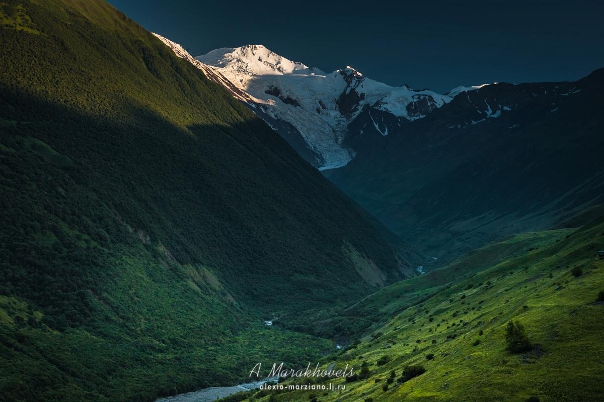 достопримечательности, Кавказ, места, куда поехать, что посмотреть, топ