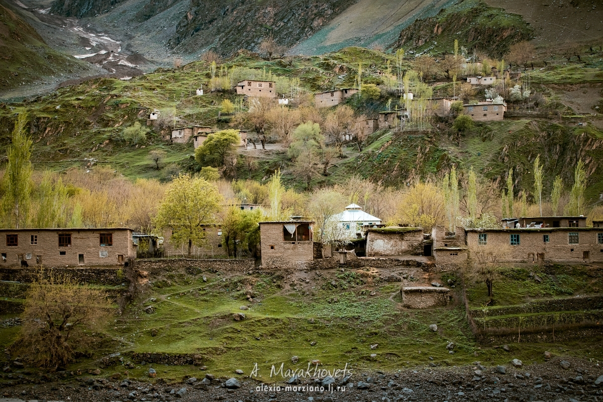 Afganistan, Panj River, Afghan border, Tajikistan, Афганистан, Пяндж, Таджикистан, граница