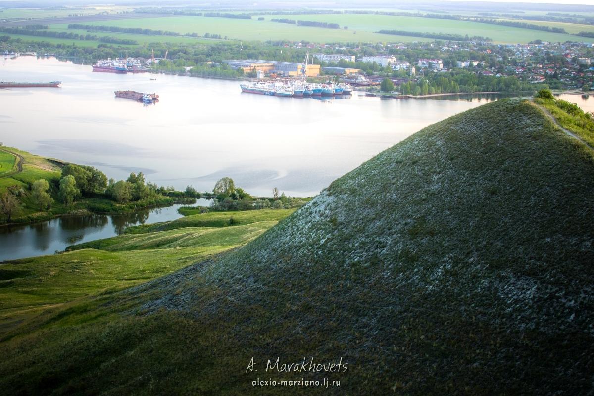 Арбуга, Арбугинская гора, Криуши, Волга, Ульяновск, Сенгилей, заповедник