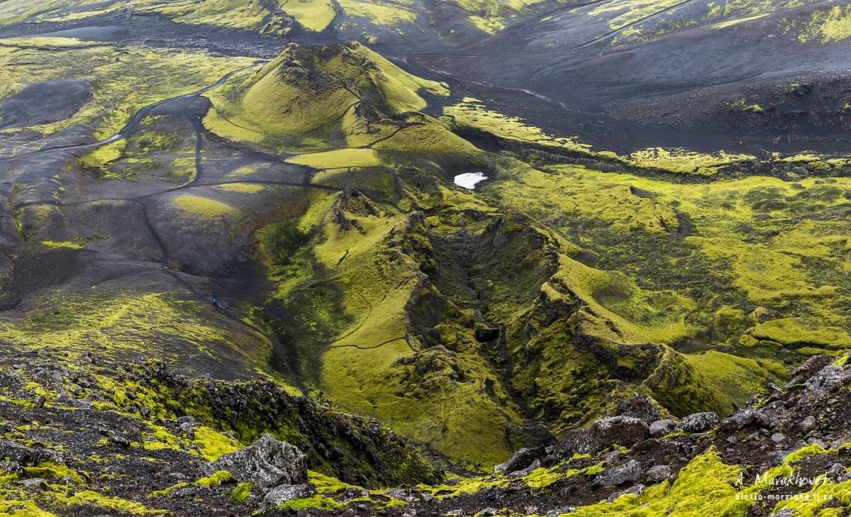 Iceland, Laki, Лаки, Исландия, вулканы