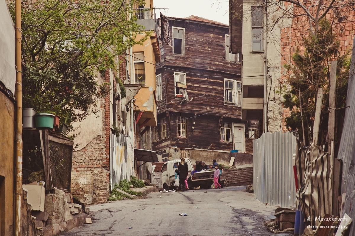 Istambul, Balat, Стамбул, Балат