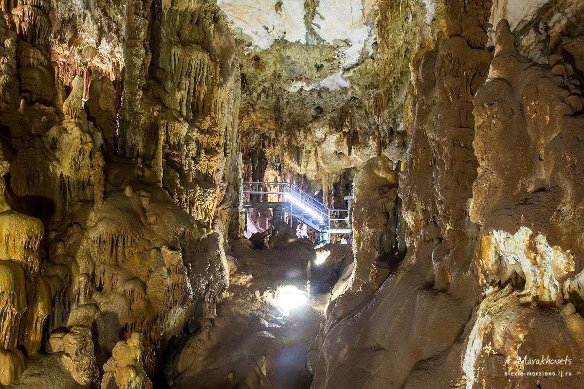 Petralona, cave, Greece, Греция, Петралонская, пещера