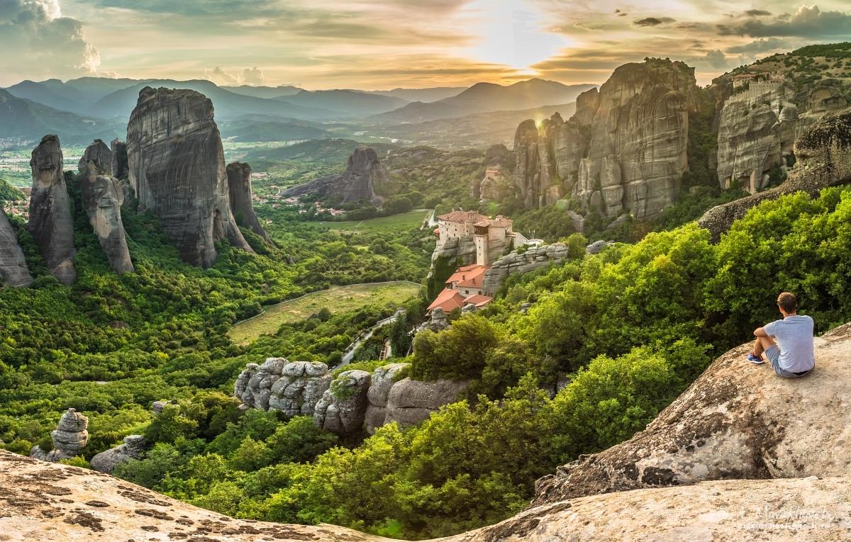 Метеоры: самое красивое место в Греции: alexio_marziano — LiveJournal