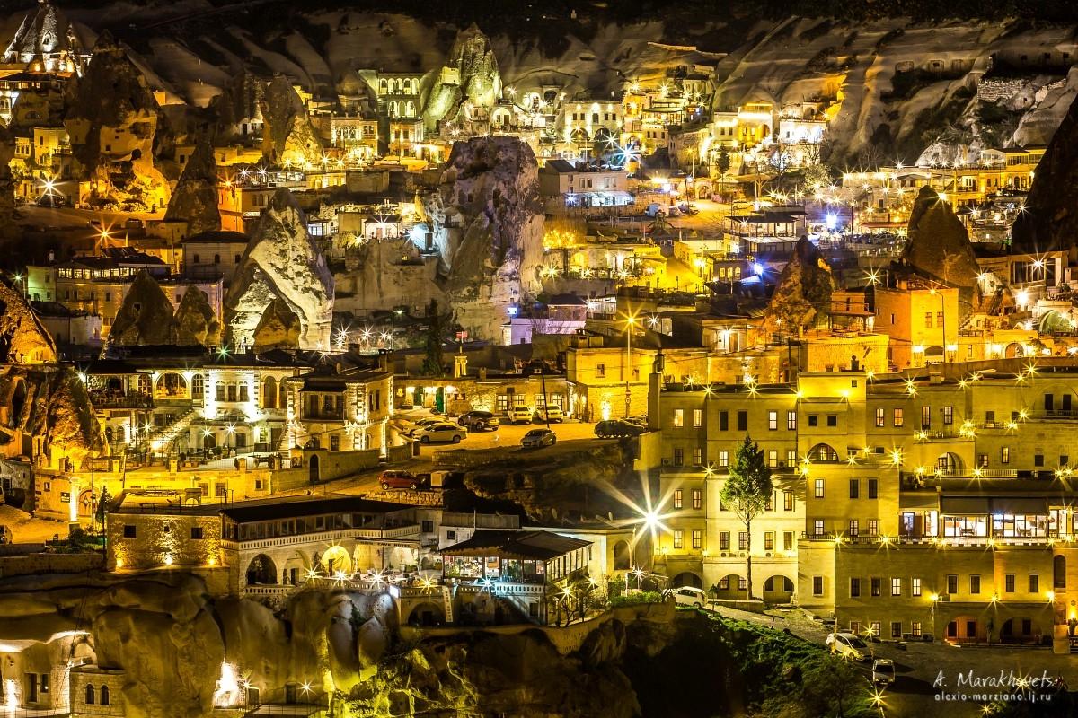 Гёреме, Турция, Каппадокия
