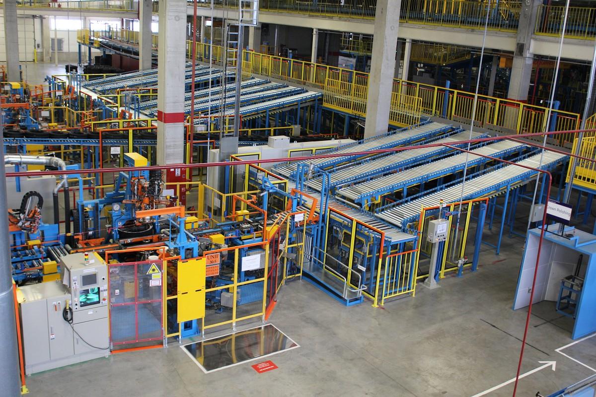Завод Bridgestone, Ульяновск