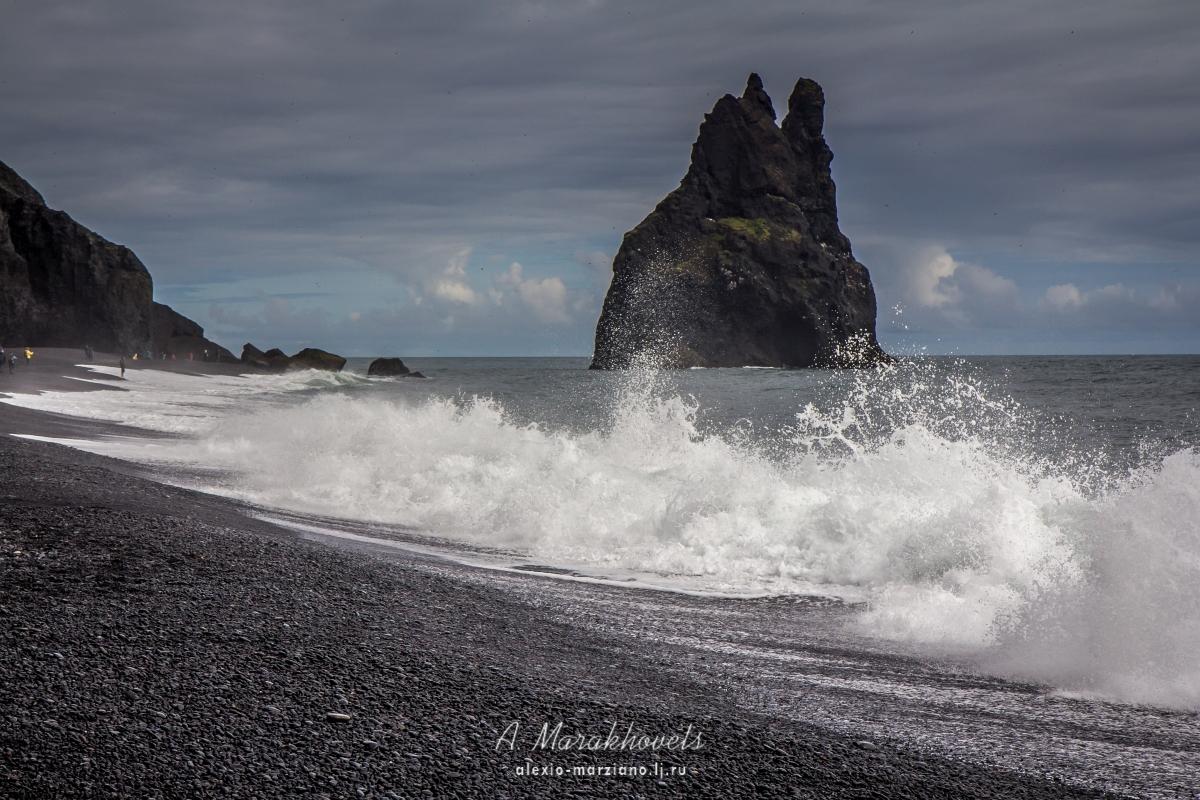 sneaker wave, iceland, волны-убийцы,исландия, sleeper wave, king wave
