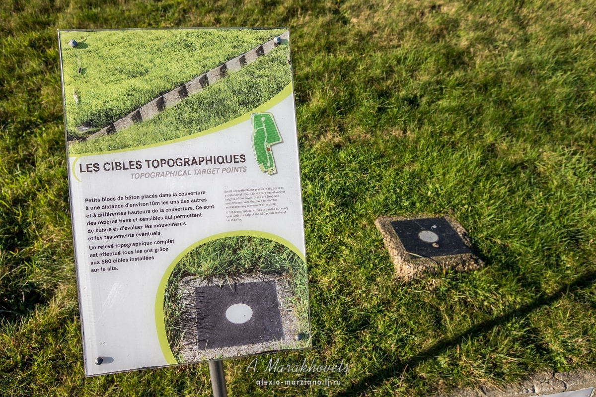радиоактивные, отходы, хранилище, Франция, Шербур, ANDRA, radioactive, waste, Cherbourg