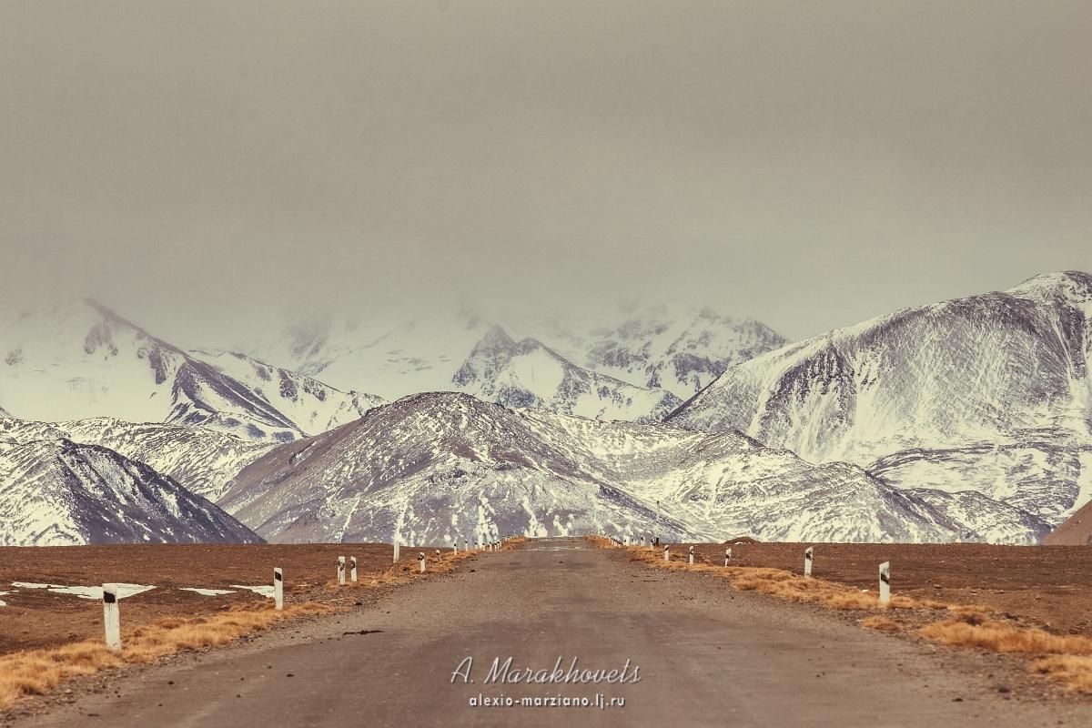 памирский, тракт, таджикистан, памир, pamir, highway, киргизия, ош
