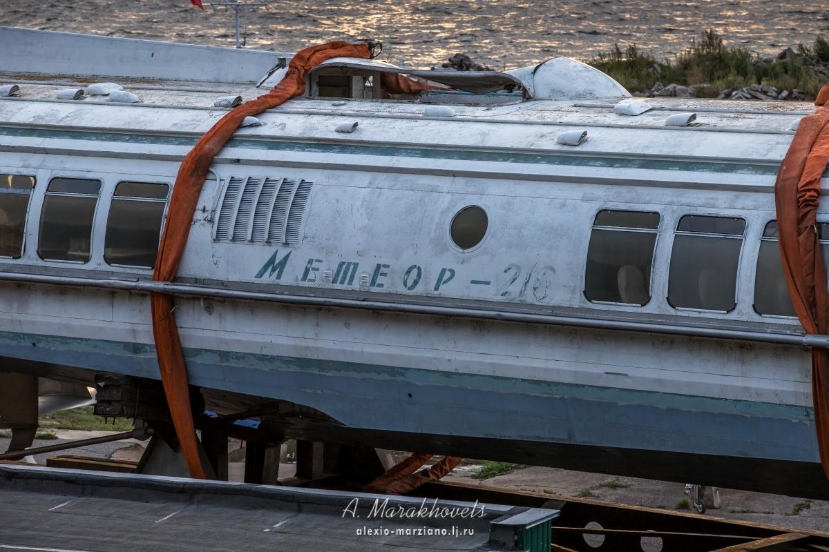 метеор-216, ульяновск, волга