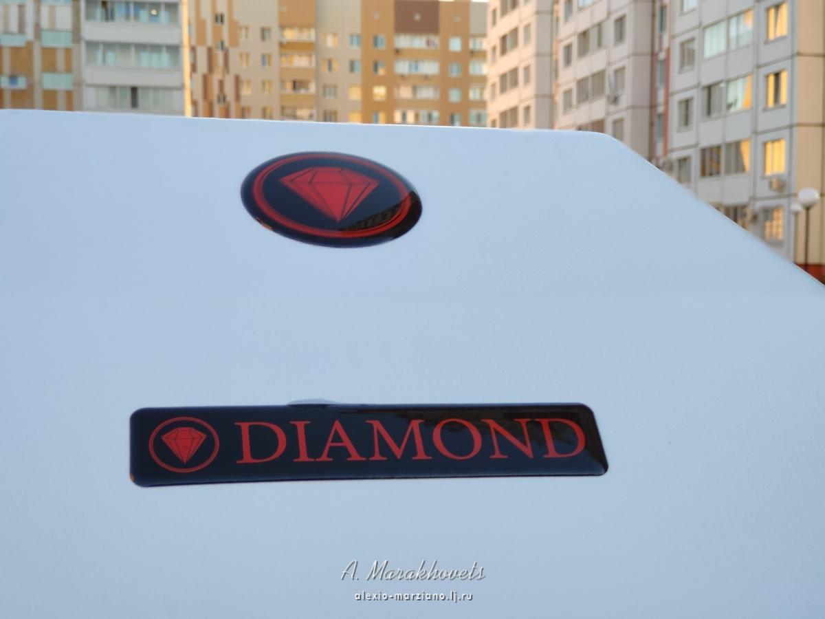автобокс, diamond, багажник, авто, отзывы