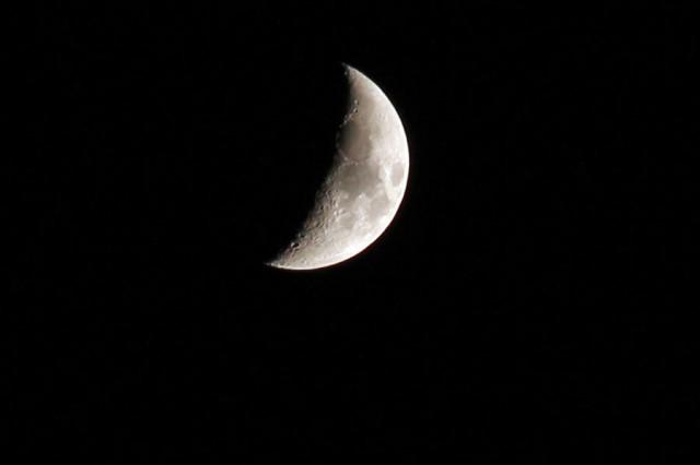 moon, луна, фото луны на Canon 60d