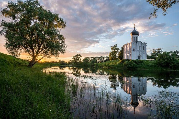 Храм Покрова на Нерли. Фото: Татьяна Белякова
