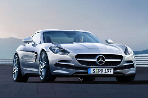 Non Status Contract Hire Mercedes has its eyes on the 911 with new SLC