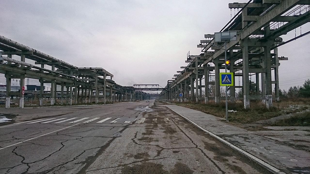 Дорога 15а