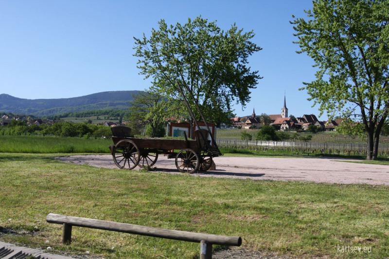 Дорога Вин в Эльзасе