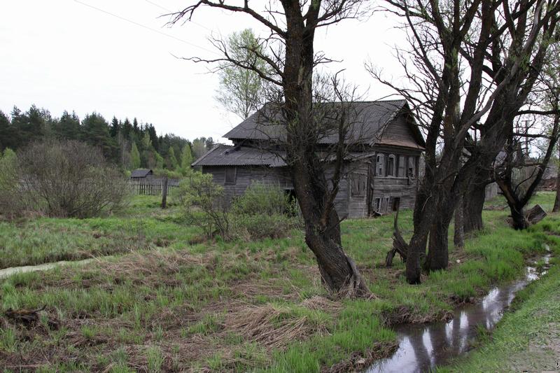 Русские деревни