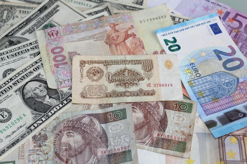 Новый загон для рубля