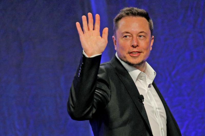 Илон Маск нервничает ...