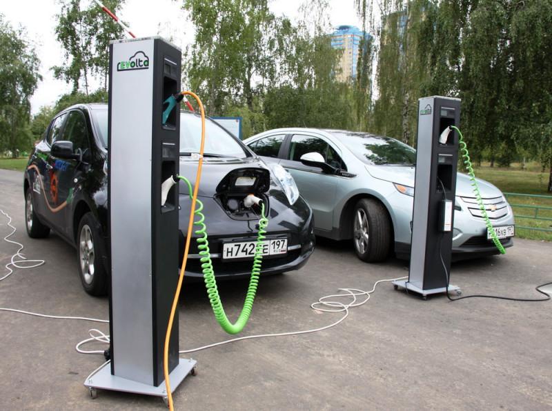 Пикантные подробности с рынка электрических авто