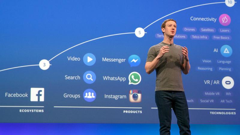 Цукерберг сливает Facebook