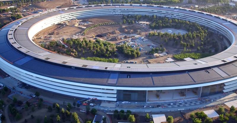 Самое крутое здание Apple стоит всего 200 долларов