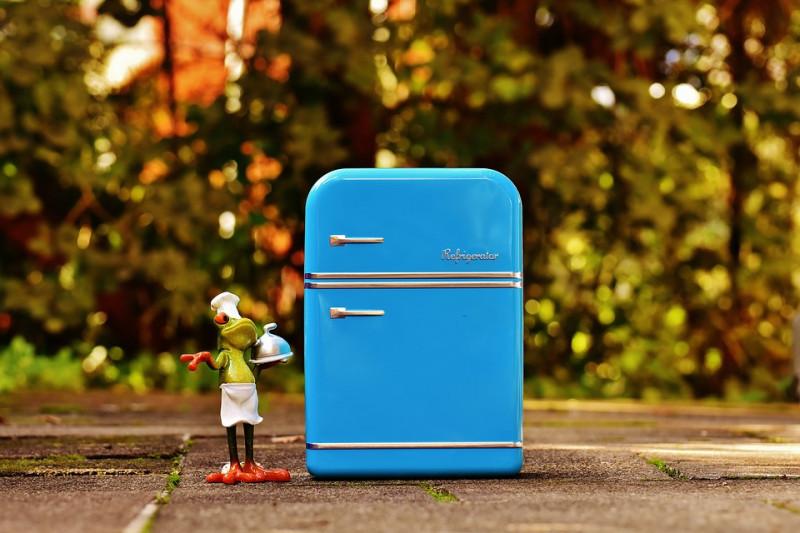 Холодильник против телевизора