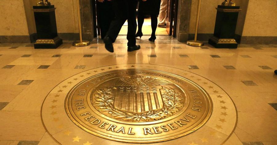 Заседание ФРС - полная и безоговорочная капитуляция