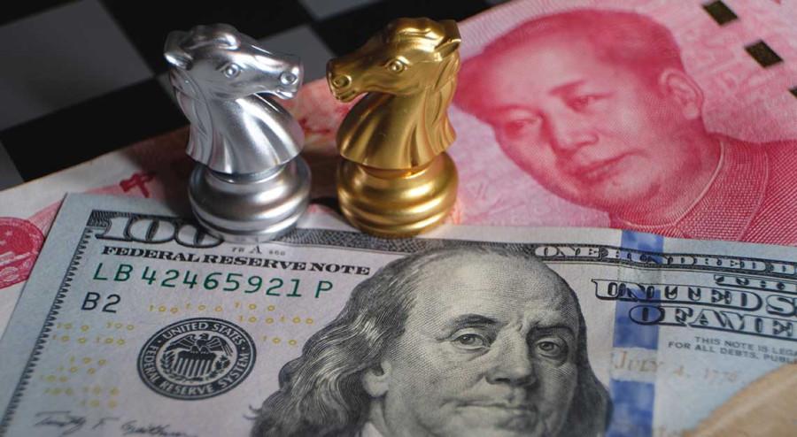 В Китае ввели ограничения на снятие валюты с банковских счетов