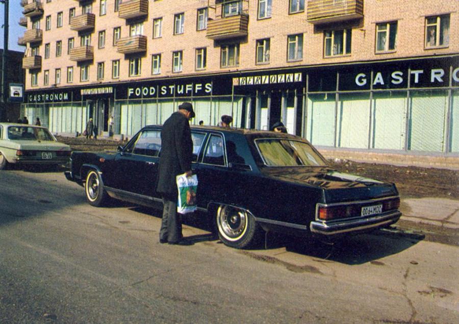 В России возродят сеть валютных магазинов Березка