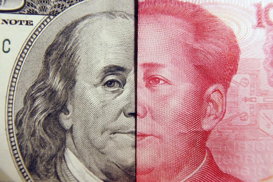 Китайский привет для рубля...