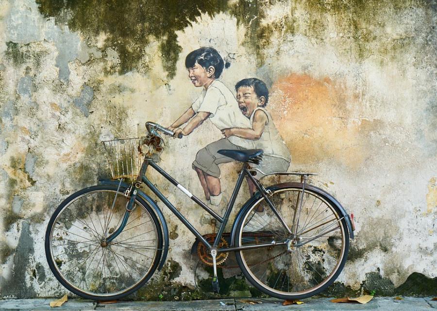 Велосипедисты уже достали... (2)