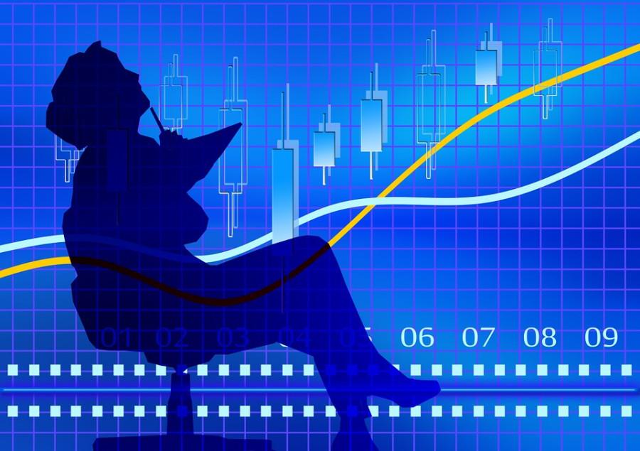 Бегство от риска и дешевая нефть: на неделе рубль под давлением statistics-706382_960_720