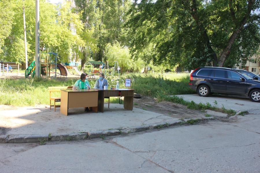 Задействованы дворы и крыши гаражей. В Саратовской области открылись уличные aqtPf0B8RyU