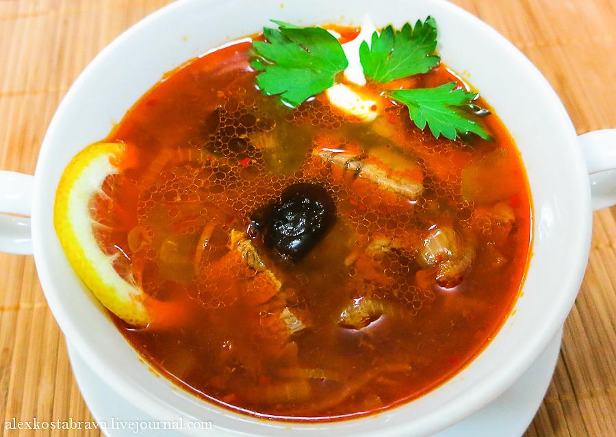 Рецепт горохового супа с копчеными ребрышками пошаговый рецепт