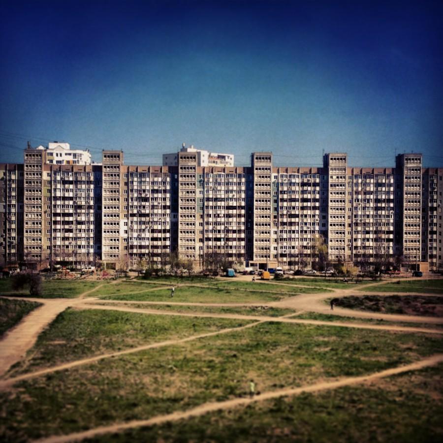 Архитектура Одессы. Поскот