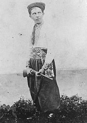 180px-Stepan_Bandera_in_cossack_uniform