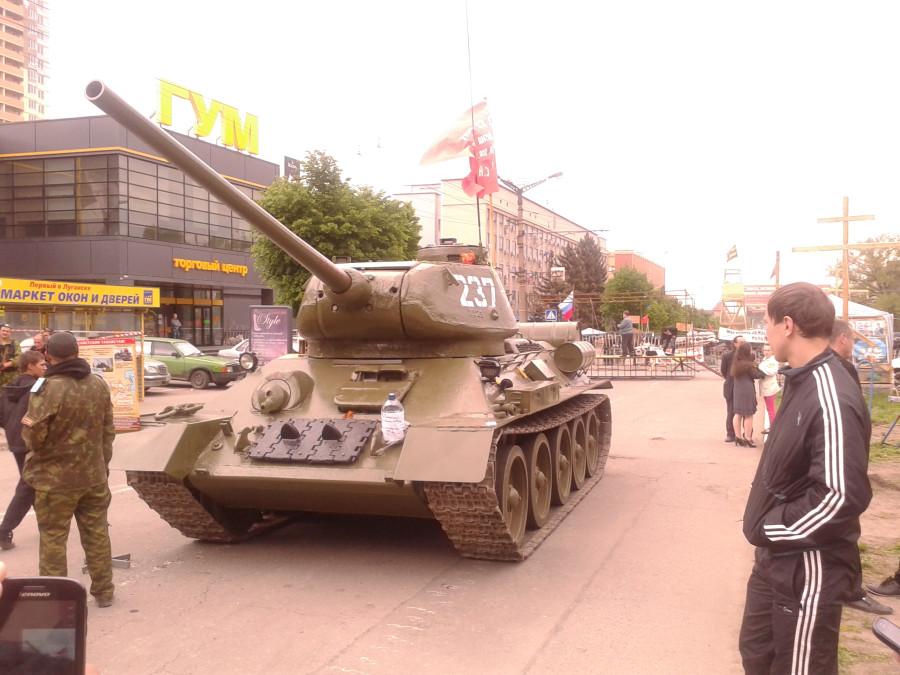 Фото-танк 2