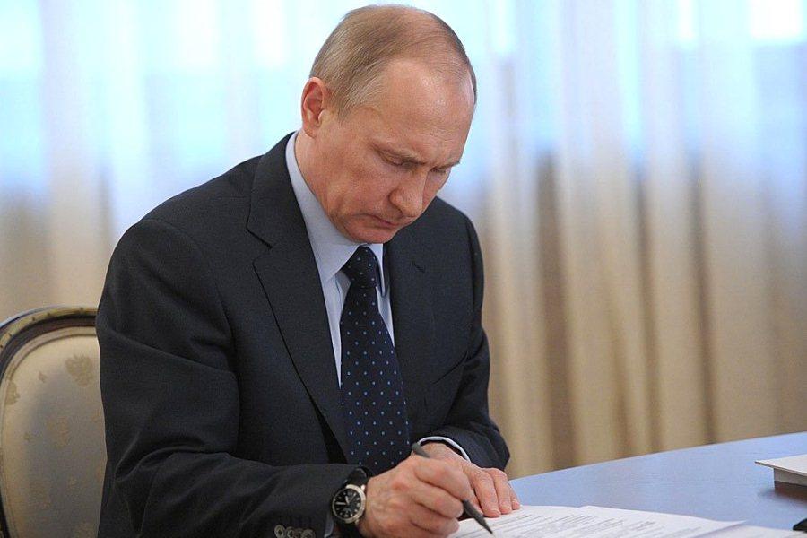 Владимир Путин продлил ответные санкции против Евросоюза