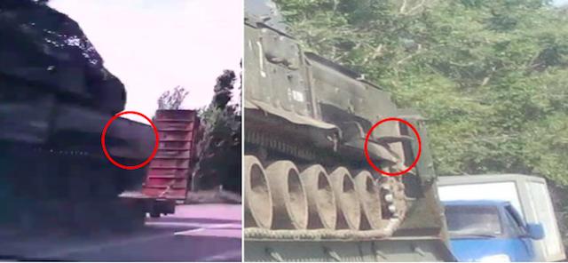 Bellingcat и ССГ сели в лужу с расследованием касательно малайзийского боинга боевой, «Бук», Макеевке, запись, фотографии, сделали, видно, которые, асфальт, площадка, откидная, видео, внимание, котором, ничего, целью, бригады, техники, группы, следственной