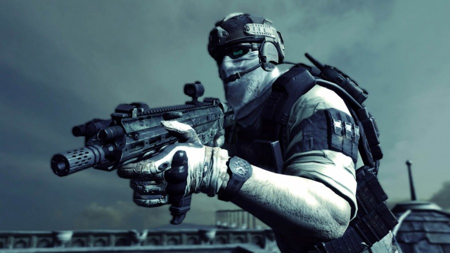 Ghost Recon Future Soldier Game Wallpapers 01