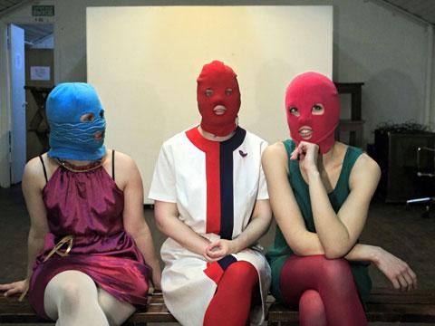 Pussy Riot, Толокно, оппозиция рф, пусси райт