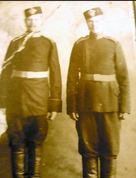 абхазский полк