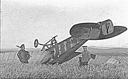 Sbityy aeroplan