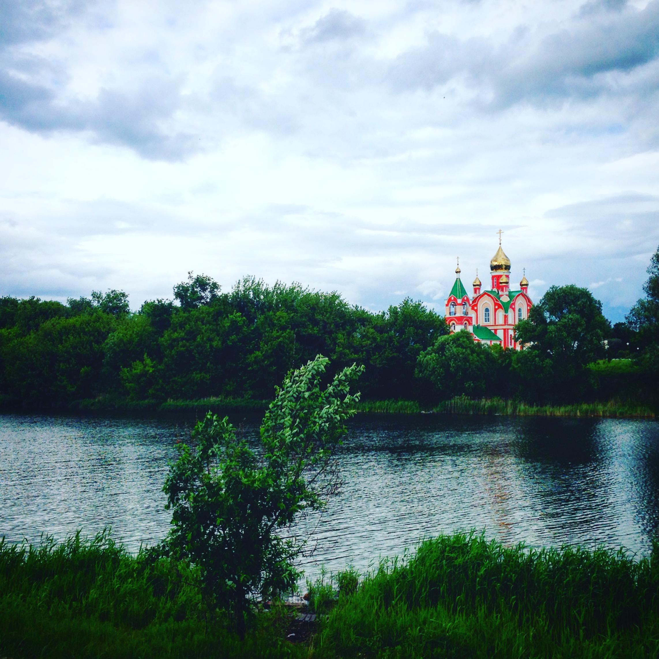 Прогулочный Instagram: новая набережная в Курчатове