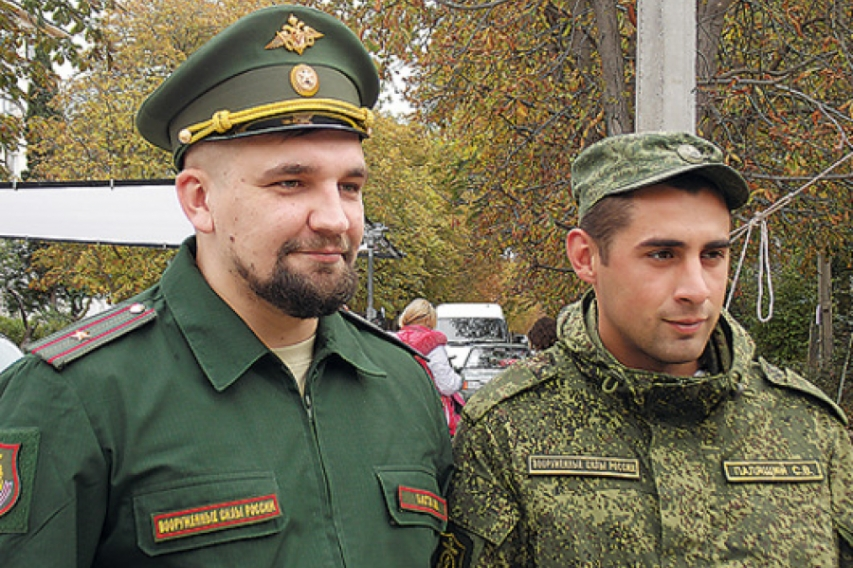 Поддержка присоединения Крыма Россией не стала преградой для выступление рэпера Василия Вакуленко в столице Украине