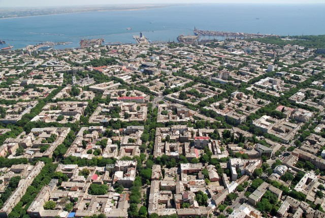 Одесса - Южная столица - Южная Пальмира
